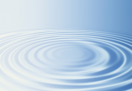 clear light blue water ripples Stock Photo - 10103554