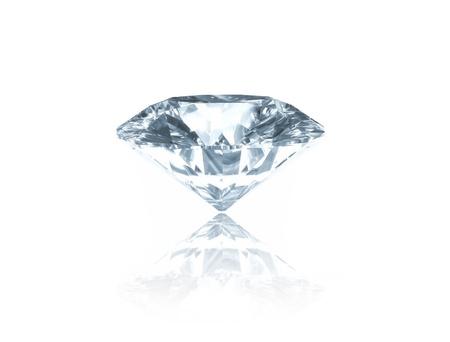 Diamant Stockfoto