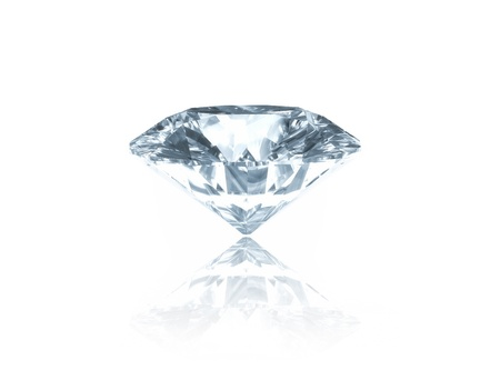 round brilliant: Diamond