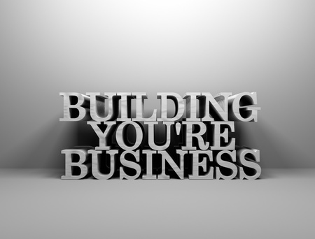 Building you're business  photo