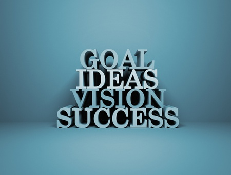 Goal Ideas Vision Success photo