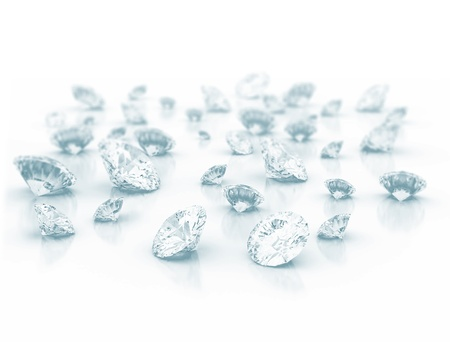 Diamonds  Stock Photo - 13272172