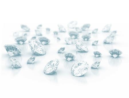Diamonds Stock Photo - 13272172
