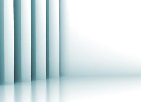 Abstract muur 3d