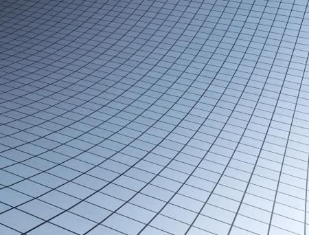 decorration: Blue metal texture