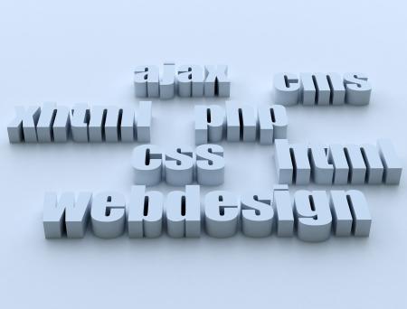 css: Web design technology