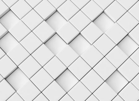 unendlich: Abstrakte W�rfel 3d background