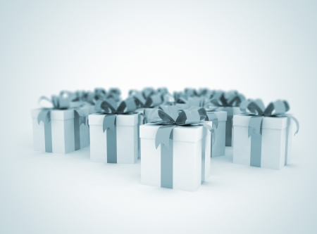 celebration background Gift boxes  photo