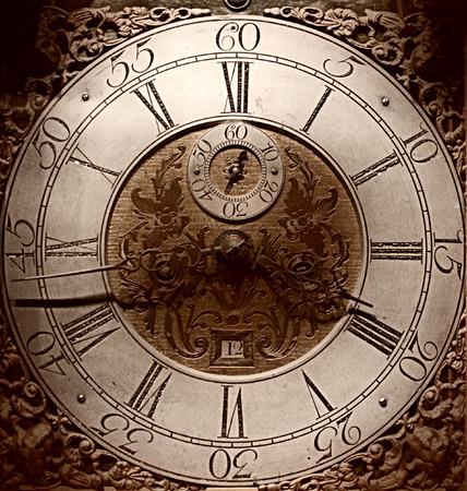 orologi antichi: Vecchio retro orologio