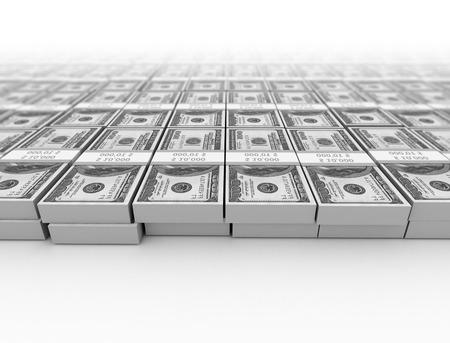 dollar bills: Money us dollars background