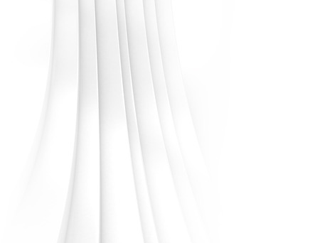 background cover: Abstract white lines design background Stock Photo