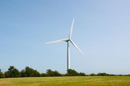 esbjerg: Wind turbine