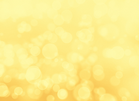 Abstract golden lights bokeh background Stockfoto