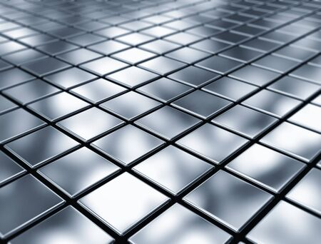 metal background squares background