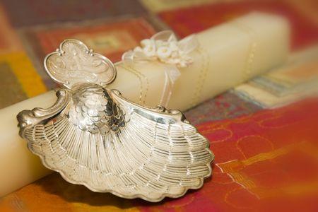 candela della battesimo