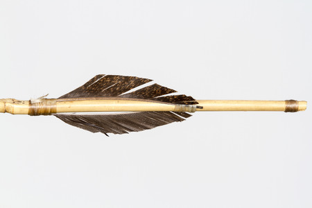 Authentic Native American Arrow Flight