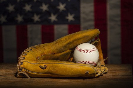 pastime: National Pastime Stock Photo