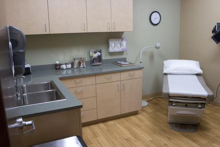 Medizinischer Prüfung Raum