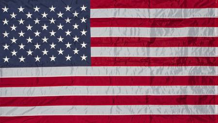 American Flag Banco de Imagens