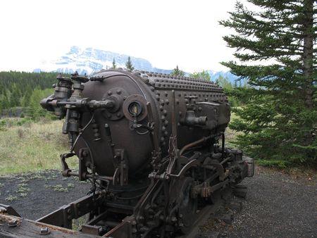 Coal Train Engine