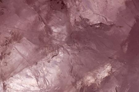 Close up of rose quartz for background
