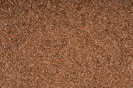 linseed: Full frame linseed photo for background Stock Photo