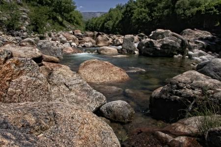 Natural environment of Alardos ravine in Madrigal de la Vera, Vera county, Caceres, Spain Stock Photo - 17388980