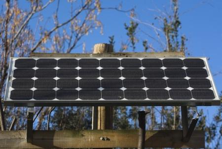 standalone: Solar panel stand-alone