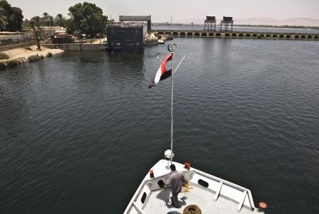 manoeuvre: Close to dock