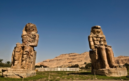scribes: Colossi of Memnon