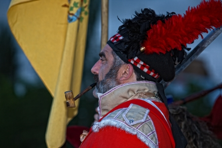 Scottish smoker