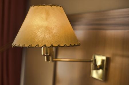 bedside: bedside lamp