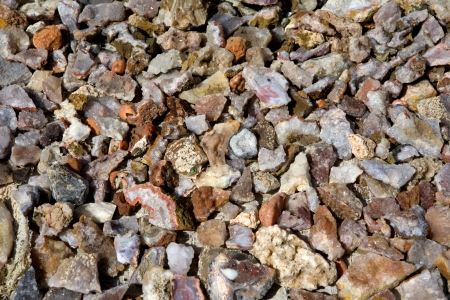 voids: Geodes are geological secondary sedimentary structures which occur in sedimentary and certain volcanic rocks  Geodes are essentially spherical masses of mineral matter that were deposited sygenetically within the rock formations