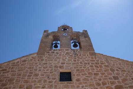 Zorita de los Canes belfry, La Alcarria, Spain