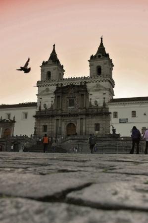 quito: Quito in South America