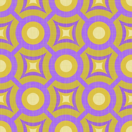 limon: Abstract violet and limon seamless ornament pattern