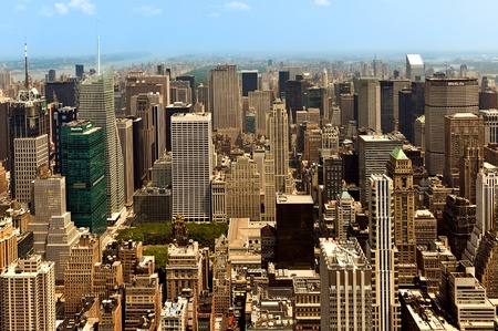 Manhattan  Stock Photo - 12679826