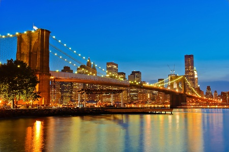 Puente de Brooklyn photo