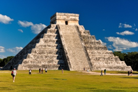 chichen itza-Mexico Editorial