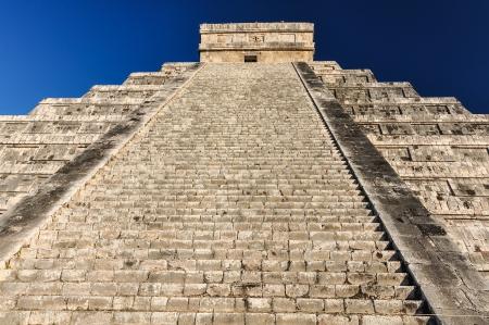 Maya Ruin - Chichen Itza in Mexico