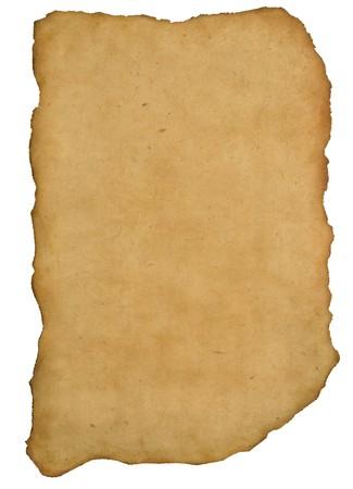ロックの背景に古代羊皮紙フラグメント