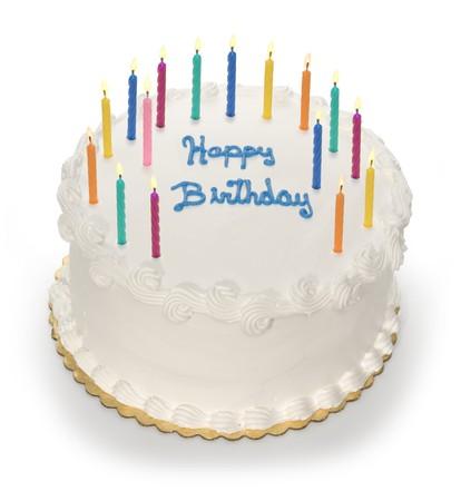 Birthday Cake Stock Photo - 9524345