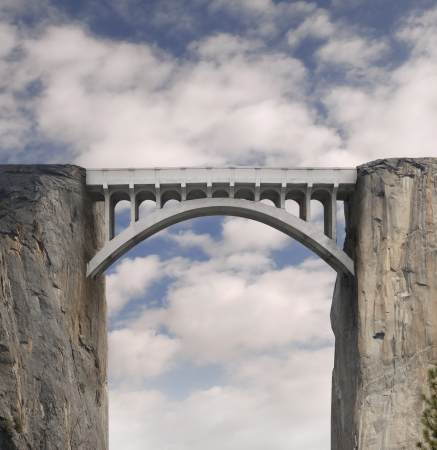 Overbruggen van de kloof