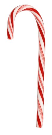 9x12 repeating background of candy canes on white  Stock Photo - 7049059
