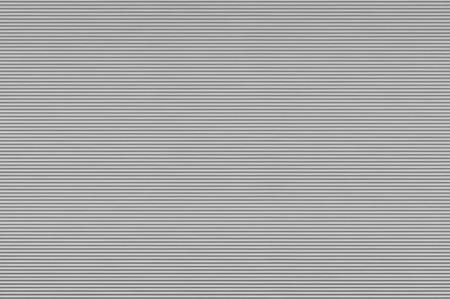 metal sheet: rippled, corrugated sheet metal surface Stock Photo