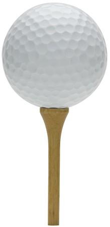 GolfBall  Stok Fotoğraf