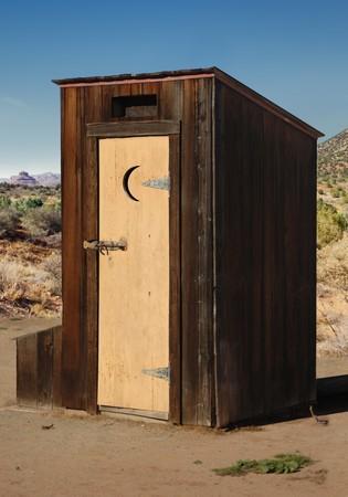 아리조나의 Outhouse