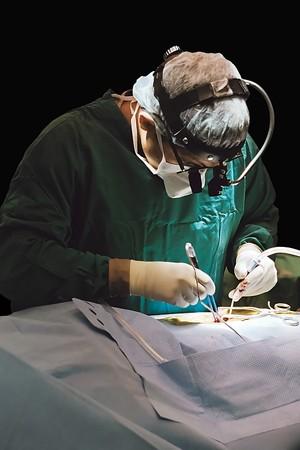 opererend chirurg
