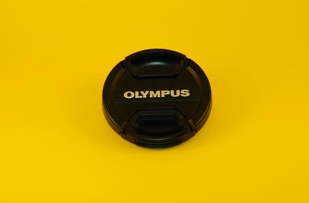 Olympus lens cap Editorial