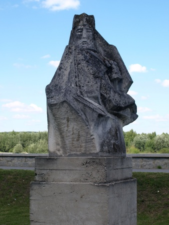 casimir: Statue of king Casimir the Great in Kazimierz Dolny, Poland